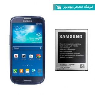 باتری موبایل مدل i9300 با ظرفیت 2100mAh مناسب برای گوشی موبایل Galaxy S3(باگارانتی 2ماهه)
