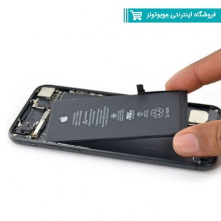 باتری موبایل مدل Iphone 7  با ظرفیت 1960mAh مناسب برای گوشی موبایل Iphone 7 (با60 روز گارانتی تعویض)
