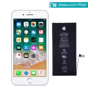 باتری موبایل مدلIphone 7 Plus با ظرفیت 2900mAh مناسب برای گوشی موبایل  Iphone 7 Plus (با60 روز گارانتی تعویض)