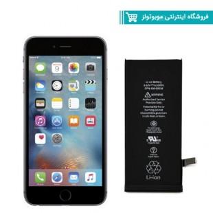 باتری موبایل مدلIphone 6s Plus با ظرفیت 2750mAh مناسب برای گوشی موبایل Iphone 6s Plus (با60 روز گارانتی تعویض و ارسال رایگان)