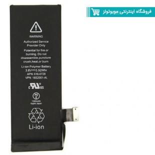 باتری موبایل مدل Iphone 5s مناسب برای گوشی موبایل Iphone 5s(با60روز گارانتی تعویض)