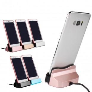 نگهدارنده و شارژر رومیزی گوشی  charge-sync dock