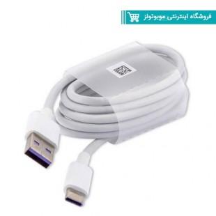 کابل تبدیل USB به Type-c سامسونگ برای شارژ و انتقال دیتا.jpg