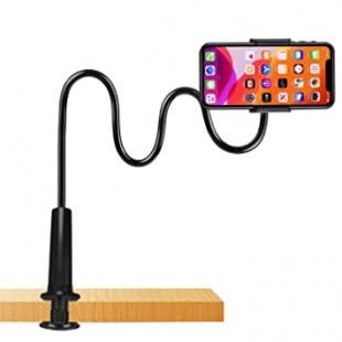 پایه نگهدارنده رومیزی گیره ای موبایل و تب لت