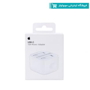 شارژر اپل مدل Usb-c 20W Power Adapter