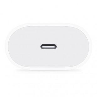 شارژر دیواری اورجینال iPhone 11 Pro Max Type-C با کابل