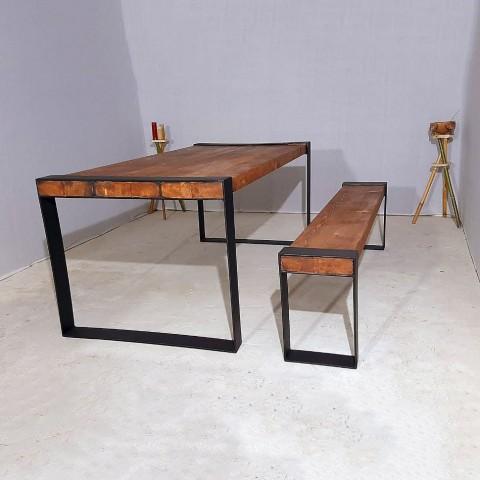 میز و نیمکت