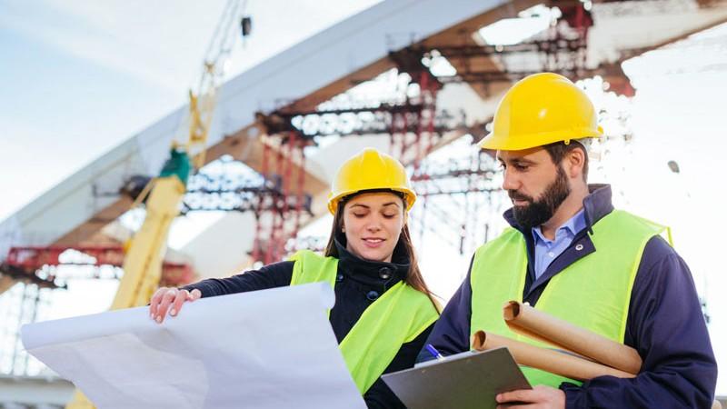 شرح وظایف نیروی های انسانی شاغل در کارگاه های ساختمانی