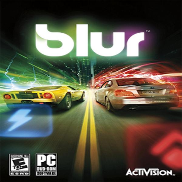بازی کامپیوتری Blur مخصوص PC