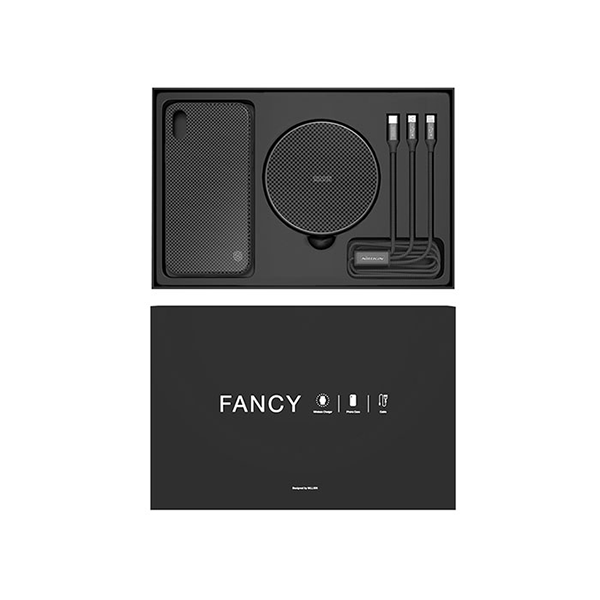 پک هدیه نیلکین Nillkin Fancy Gift Set iPhone XS Max