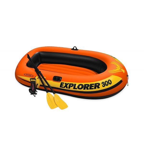 قایق بادی اینتکس مدل Explorer 300