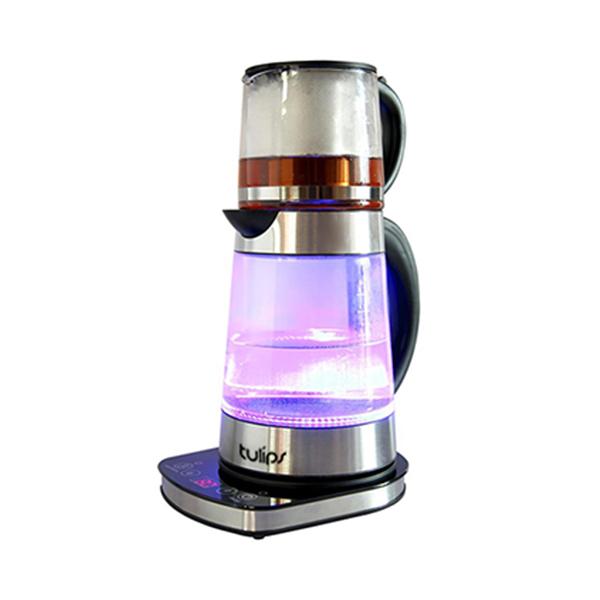 چای ساز لمسی تولیپس مدل TM-459 GG