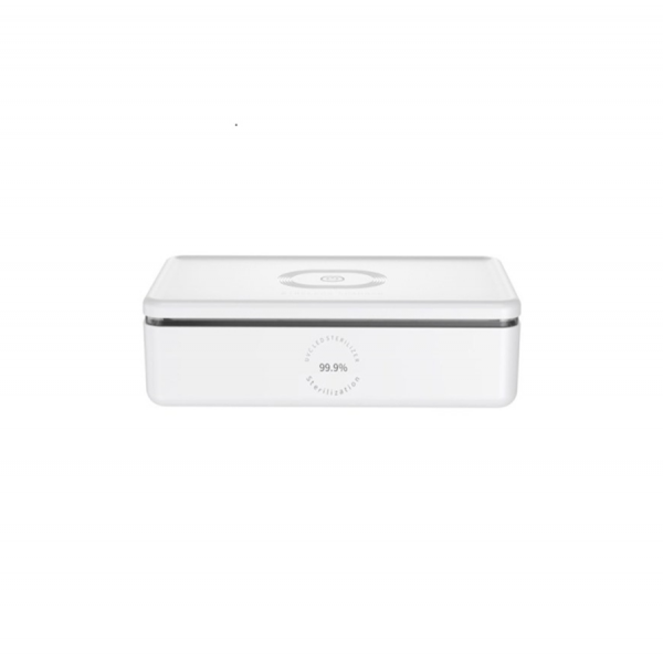 دستگاه ضد عفونی کننده یو وی و شارژر وایرلس توتو TOTU N52 Wireless Charging Sterilization Box