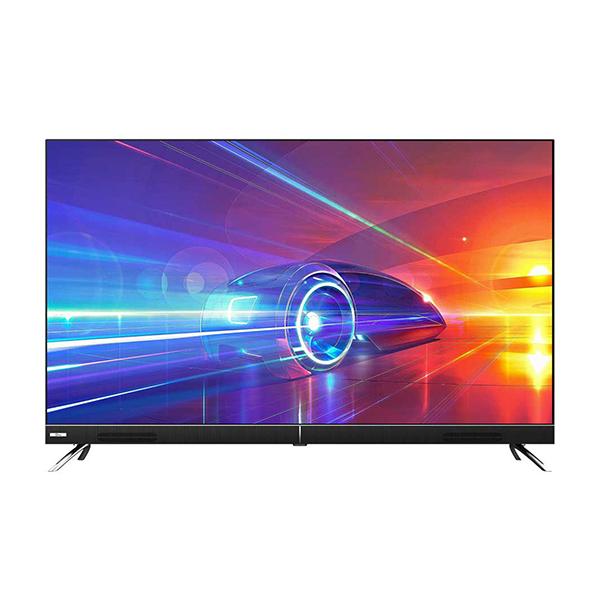تلویزیون ال ای دی هوشمند جی پلاس مدل GTV-50KU722S سایز 50 اینچ