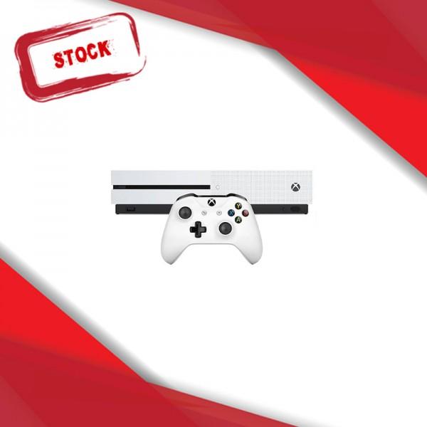 {دست دوم}کنسول بازی مایکروسافت مدل Xbox One S ظرفیت 1 ترابایت (همراه با 18 عدد بازی)