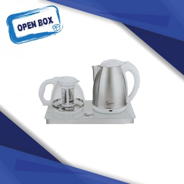 (اپن باکس) چای ساز کویین هوم مدل QH-8140