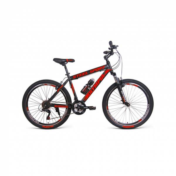 دوچرخه دو شاخ کمک دار مدل 26410 سایز 26
