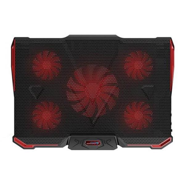 کول پد لپ تاپ 5 فن 16 اینچ CoolCold K33