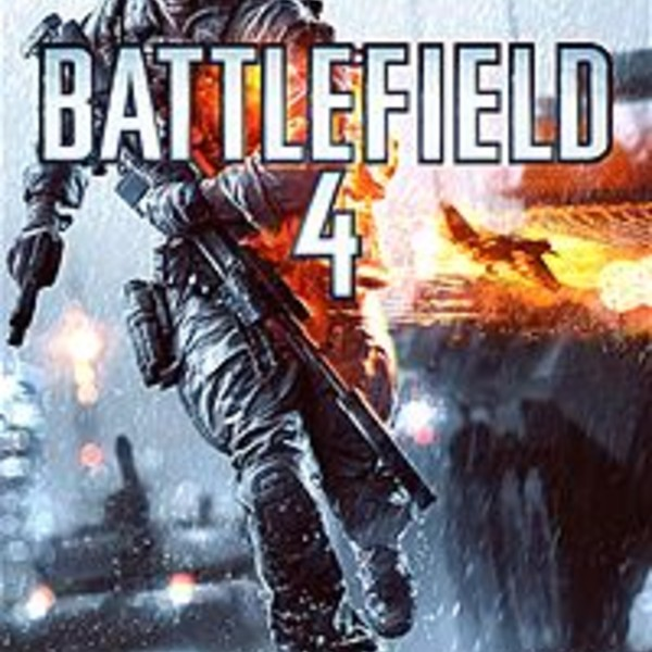 بازي Battlefield 4 مخصوص XBOX 360