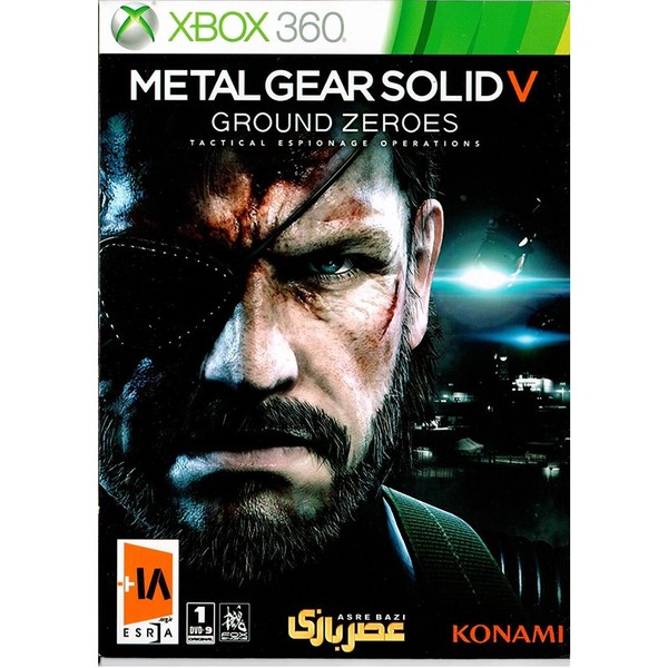 Metal Gear Solid V Ground Zeroes XBOX360