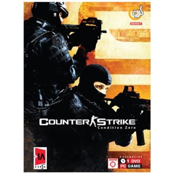 بازي Counter Strik Condition Zero مخصوص PC