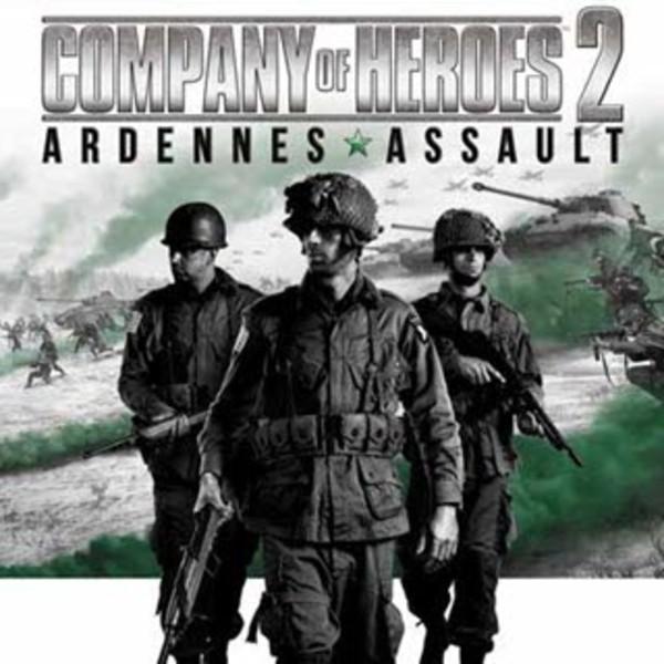 بازي Company of Hero Ardenne2s Assault مخصوص PCes