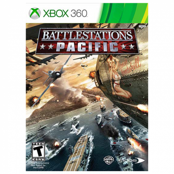بازی BATTLESTATION: PACIFIC مخصوص XBOX 360