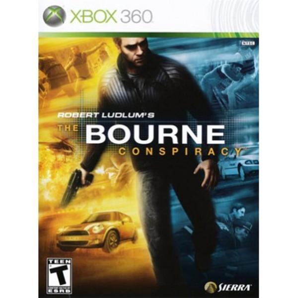 بازی Bourne Conspiracy مخصوص ایکس باکس 360