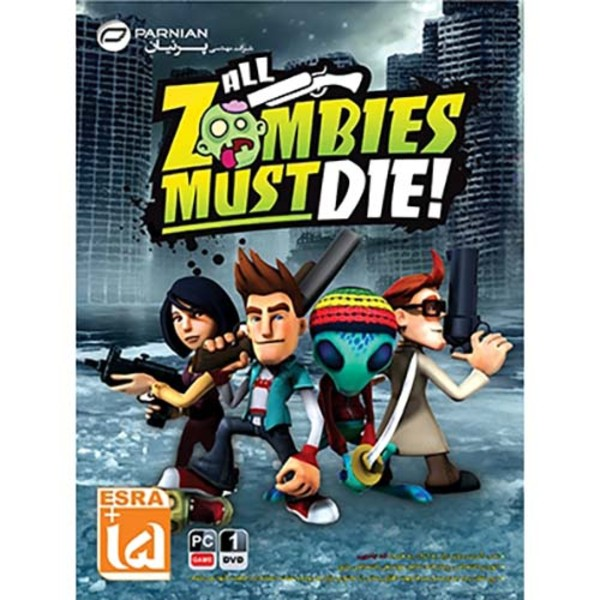 بازي All Zombies Must Die مخصوص PC