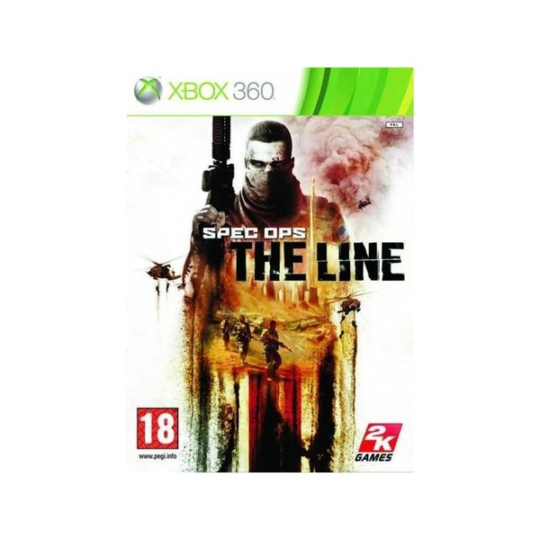بازی Spec Ops The Line مخصوص ایکس باکس 360