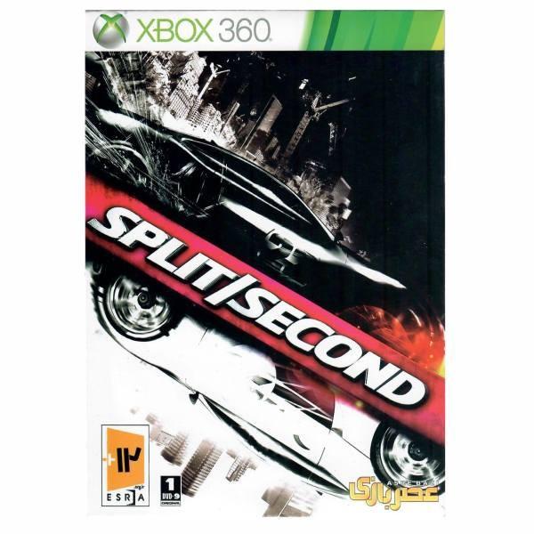 بازی Split Second مخصوص ایکس باکس360
