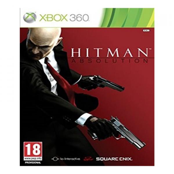 بازی HITMAN Enter A World Of Assassination مخصوص ایکس باکس 360