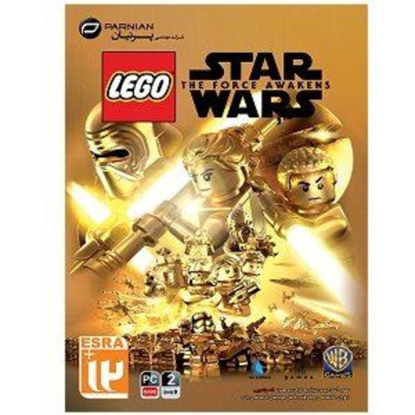 بازی LEGO Star Wars: The Force Awakens