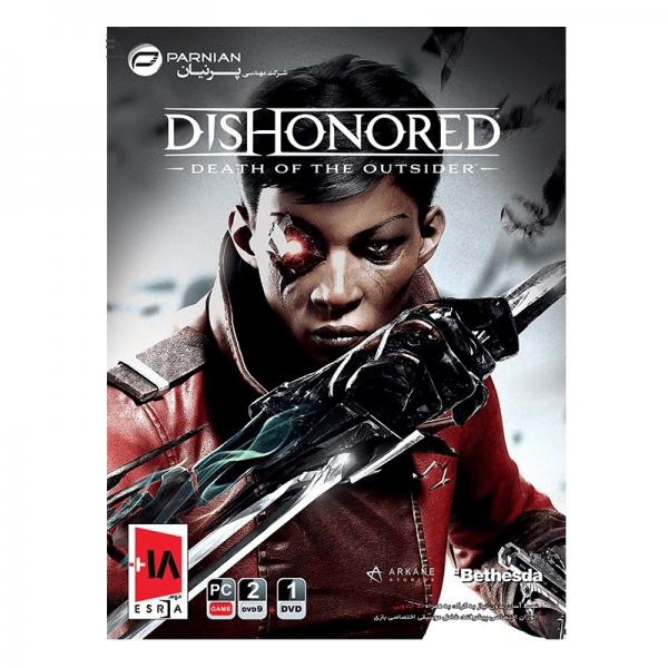 بازی Dishonored مخصوص PC