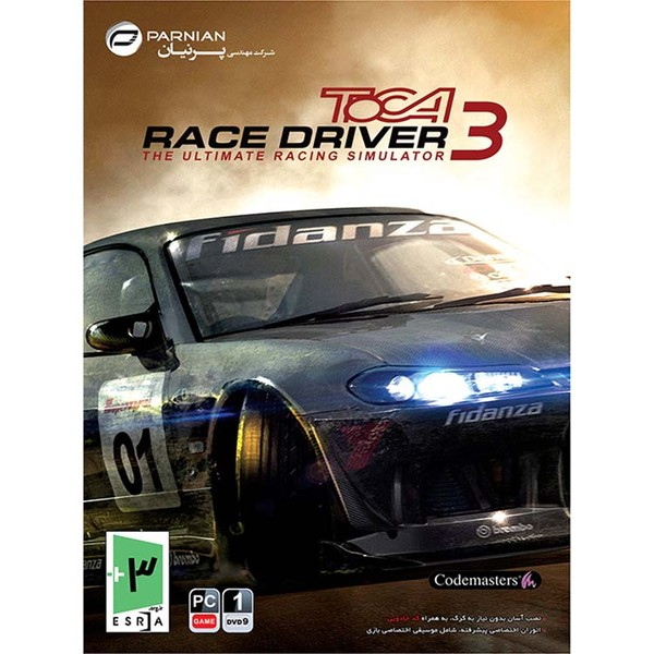 بازی Toca Race Draiver 3 مخصوص کامپیوتر