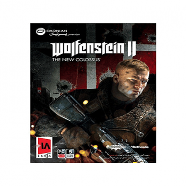 بازی Wolfenstein 2 مخصوص PC