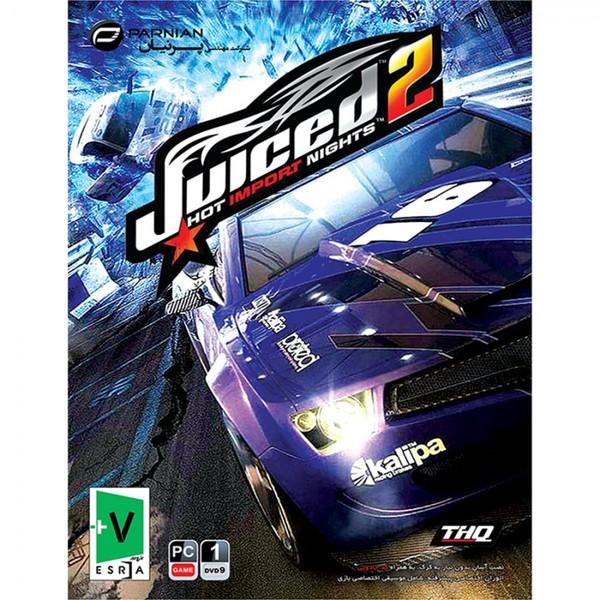 بازی Juiced 2: Hot Import Nights برای PC