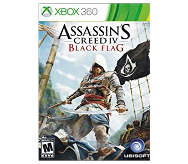 بازی ASSAINS CREED IV BLACK FLAG ایکس باکس 360