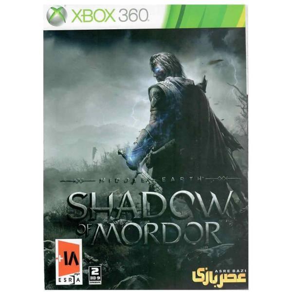بازی Shadow Of Mordor مخصوص ایکس باکس 360