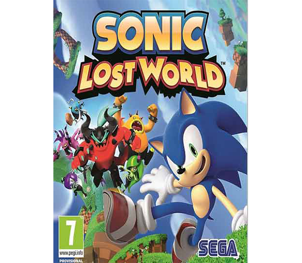 بازی Sonic Lost World مخصوص PC