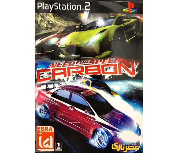 بازی Need For Speed Carbon مخصوص PS2