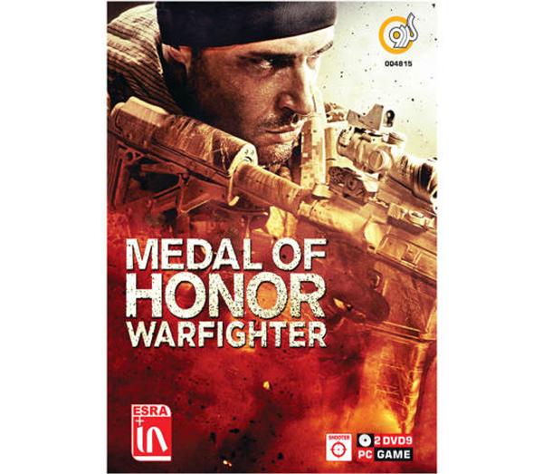 بازی Medal of Honor Warfighter مخصوص PC