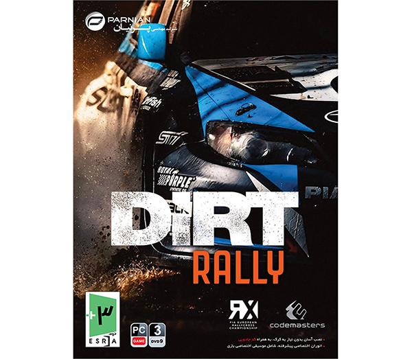بازی Dirt Rally مخصوص PC