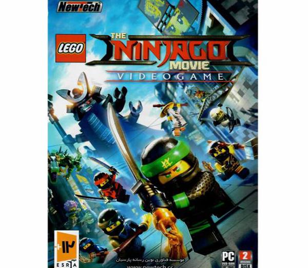 بازی Lego The Ninjago Movie Video Game مخصوص PC
