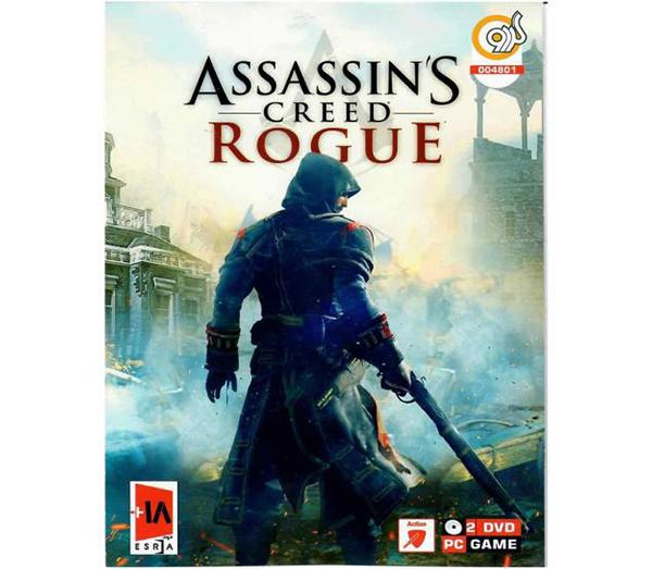 بازی کامپیوتری Assassins Creed Rogue مخصوص PC