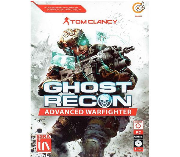 بازی گردو Tom Clancy's Ghost Recon Advanced Warfighter مخصوص PC