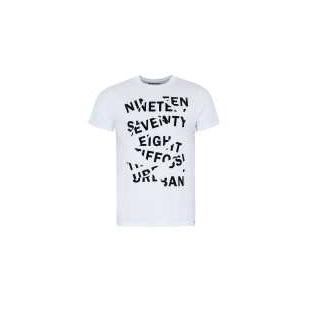 تی شرت نخی آستین کوتاه مردانه - تیفوسی