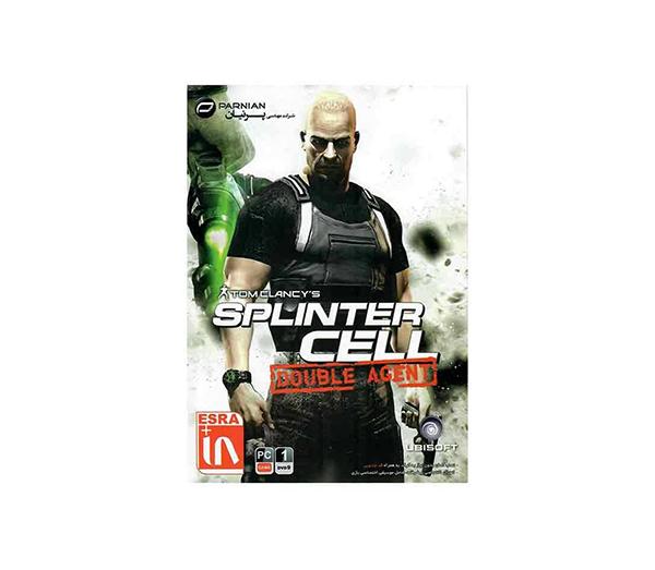 بازی Splinter Cell DOUBLE AGENT مخصوص PC