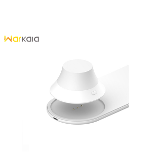 چراغ خواب و شارژر وایرلس شیائومی Xiaomi Yeelight YLYD04YI 10W Wireless Charger