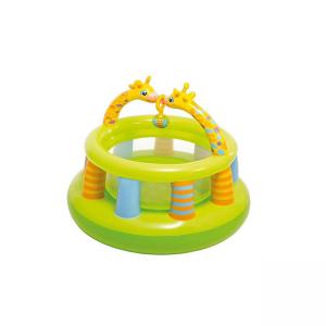 پارک بادی کودک اینتکس طرح زرافه مدل 48474